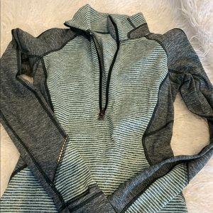 Lululemon half zip long sleeve